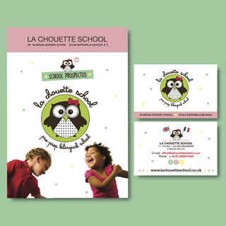 Charte Graphique La Chouette School