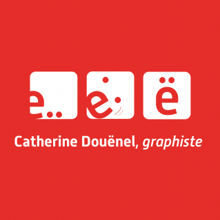 Catherine Douenel graphiste Portfolio