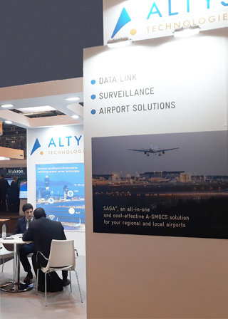 Altys stand Madrid