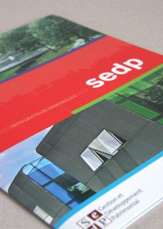 SEDP - Plaquette commerciale
