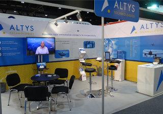 Altys Stand salon Dubaï