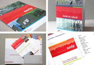 SEDP - Supports de communication et charte graphique