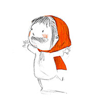 Book de Cébé, illustratrice jeunesse Portfolio : Affiche/CD