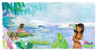 Projet d'album sonore - Guyane