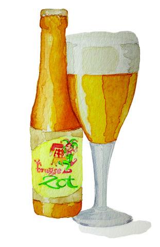 Bière Zot de Brugges