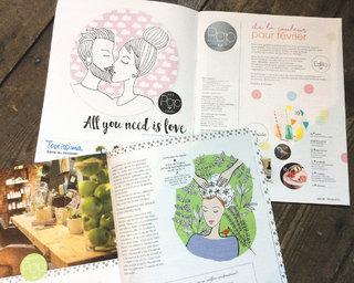 magazine Pop janvier et février 2016