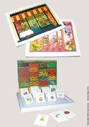 """Boites de jeux """"les boutiques"""""""