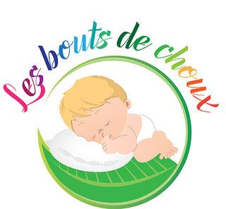 """Logo crèche """"Les bouts de choux"""""""