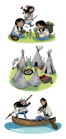 Amérindiens / Auzou
