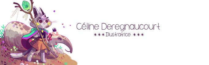 Céline Deregnaucourt Portfolio :