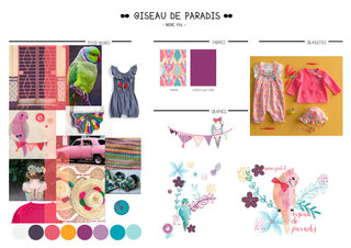 EXTRAITS de Collection ETE 2017