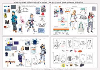 Cahier tendances enfant ETE 2014