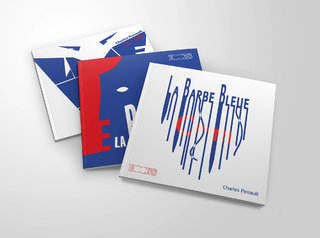 Conception graphique couvertures d'album jeunesse (3 propositions)