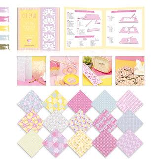 Carnet kirigami // CLAIREFONTAINE ( conception intégrale du produit - forme de découpe, motifs, photos d'ambiance, notice, montage du carnet )