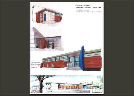 Ultra Book De Celinevantorre Portfolio Portfolio Architecture Interieure
