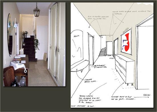 Ultra book de celinevantorre portfolio portfolio architecture interieure - Difference entre encastrable et integrable ...