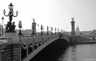 Pont Alexandre 3 Paris