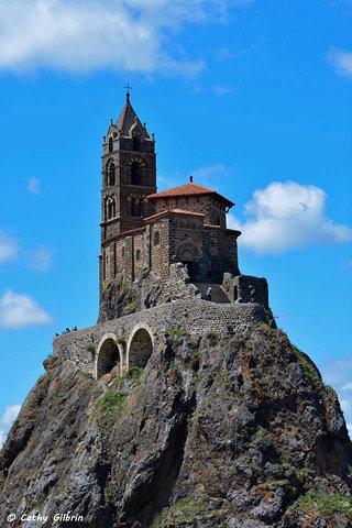 Saint-Michel d'Aiguilhe Puy en Velay