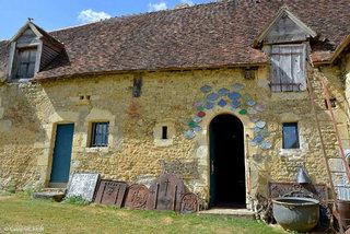 Brocante Chateau Nocé