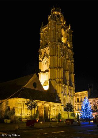 Eglise de la Madeleine - Verneuil Normandie