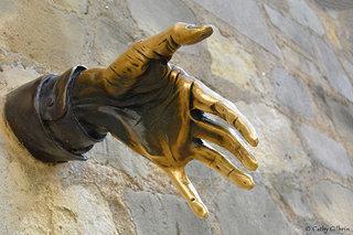 La main de Marcel Aymé Paris