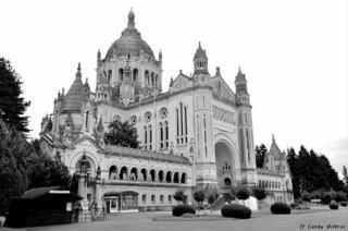 Basilique de Lisieux - Normandie