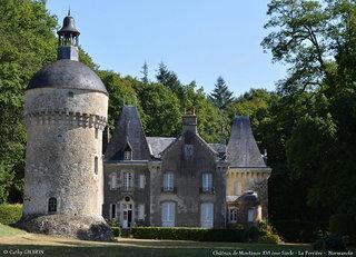 Château de Montimer - La Perrière - Normandie