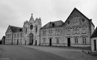 l'abbaye de la Trappe - Normandie