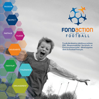 Couverture brochure Fondaction du Football