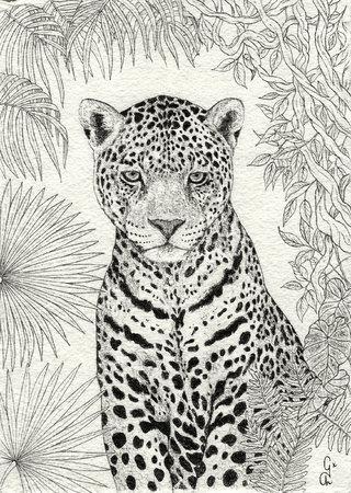 Jungle Godess