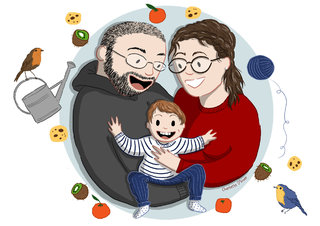 PORTRAIT de famille #1
