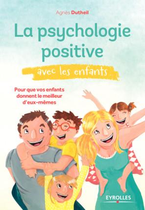 La psychologie positive couverture