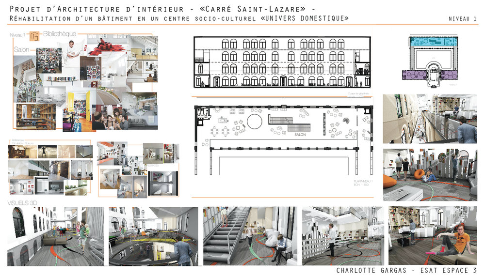 charlotte gargas portfolio  architecture d u0026 39 int u00e9rieur