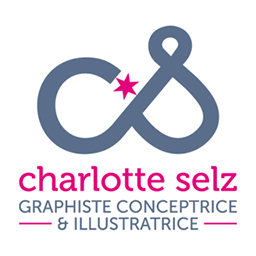 Charlotte Selz DA Graphiste illustratrice Portfolio :conception rédaction