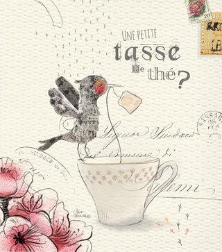 Une petite tasse de thé ?