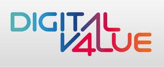 Logo Digital 4 Value pour Saint-Gobain