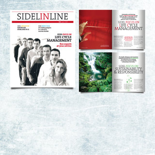 magazine SidelinLine