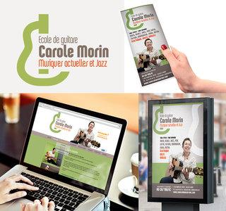 Ecole de guitare Carole Morin