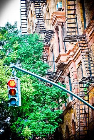 traffic Lights in New-York