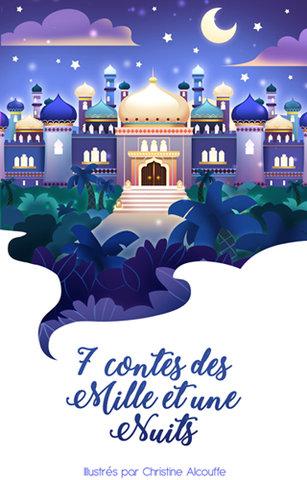 7 contes des 1001 Nuits - Illustration Personnelle