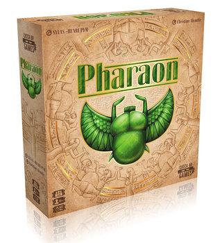 Boite du jeu Pharaon