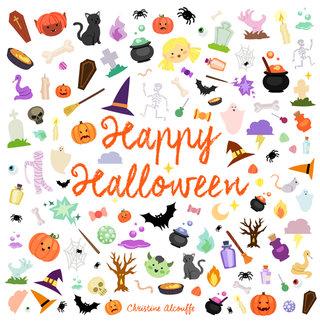 Halloween 2016 - Illustration personnelle