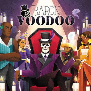 Boite du jeu Baron Voodoo édité par Yoka by Tsume