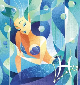 Poisson - Série horoscope