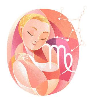 Signe astrologique Vierge - Série personnelle Horoscope