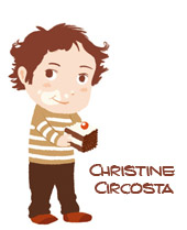 Christine Circosta :  : Contact et blog