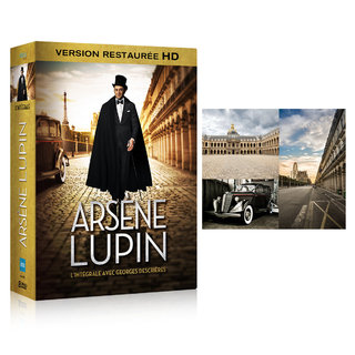 Arsène Lupin - Koba Films