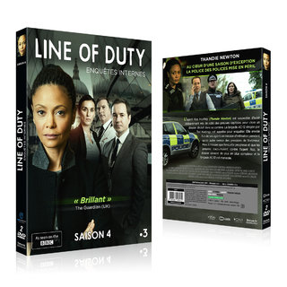 Line of Duty - FTD - Charbon bleu