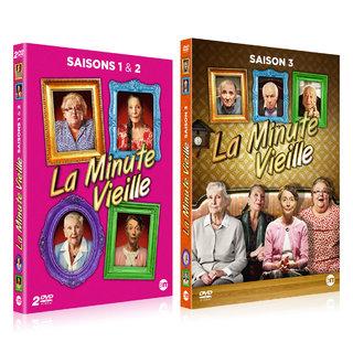 La minute vieille - Editions Montparnasse
