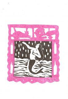 Citlali dessinatrice, glaneuse d'histoires en papier*links* : Rencontres d'artistes, de glaneurs, belles initiatives liées aux livres et au papier, à tout ce qui permet d'habiter le temps d'une façon singulière...*